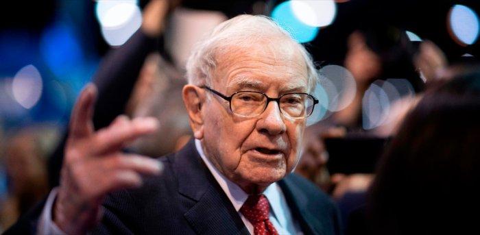 Berkshire Hathaway chief Warren Buffett. Credit: AFP Photo