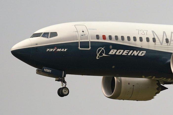 Boeing 737 Max. Credit: AP