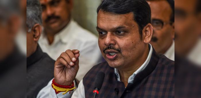 BJP leader Devendra Fadnavis. Credit: AFP Photo