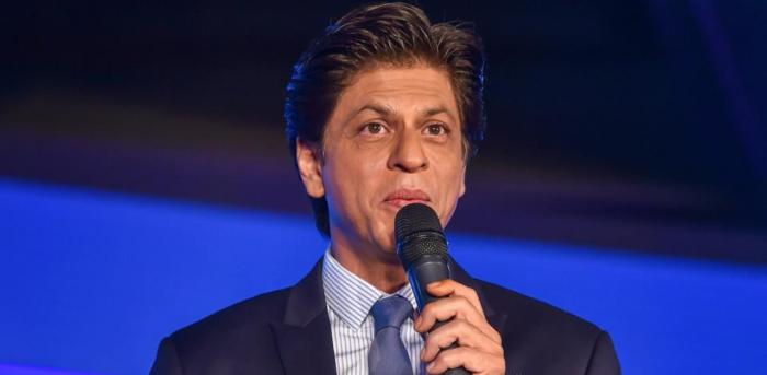 Bollywood superstar Shah Rukh Khan. Credit: PTI Photo