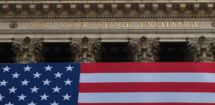 Wall Street. Credit: AFP Photo