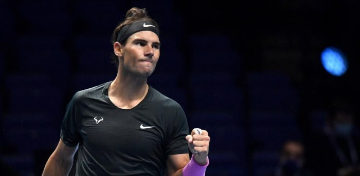 Rafael Nadal. Credit: Reuters Photo
