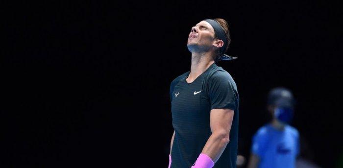 Rafael Nadal. Credit: AFP Photo