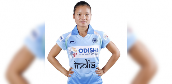 Indian women hockey player Lalremsiami. Credit: DH