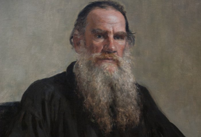 Leo Tolstoy. Credit: Pixabay Image