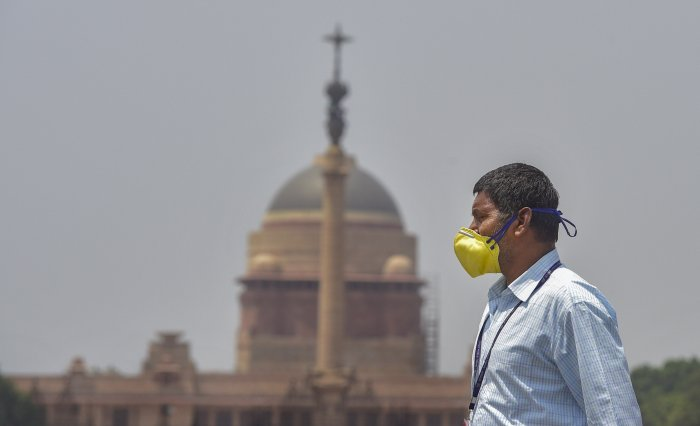 Delhi has witnessed a spurt in coronavirus cases since October 28 when the daily rise breached the 5,000-mark for the first time and it crossed the 8,000-mark on Wednesday. Representative image/Credit: PTI Photo
