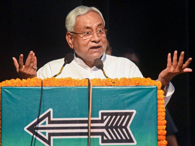 Bihar Chief Minister and JD(U) President Nitish Kumar. Credit: PTI File Photo