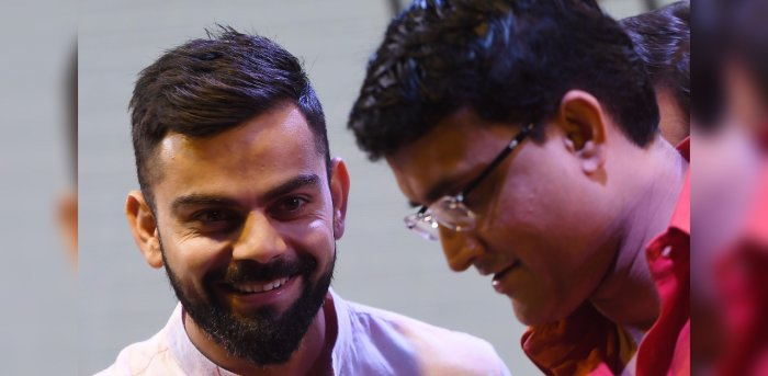 """""""Once Sourav took over, he instilled a different way of not only playing, but also a different way of just conducting themselves against strong oppositions like Australia. It was a developing rivalry for sure, but Sourav was able to take it to another level. Like Ganguly, Kohli has done the same thing for the Indian team,"""" Buchanan said."""