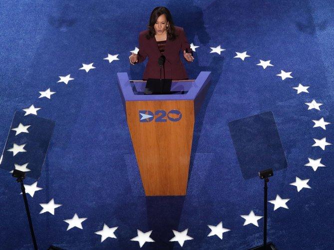US Vice President-elect Kamala Harris. Credit: AFP Photo