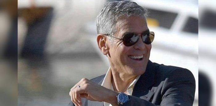 George Clooney picture. Credit: Credit: Twitter/@GeorgeC51164002