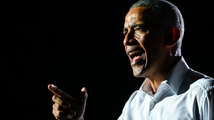 Former US President Barack Obama. Credits: AFP Photo