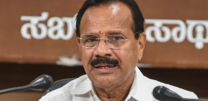 Union Minister Sadananda Gowda. Credit: DH Photo