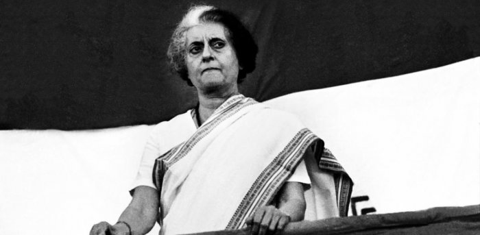 Former Prime Minister Indira Gandhi. Credit: File Photo