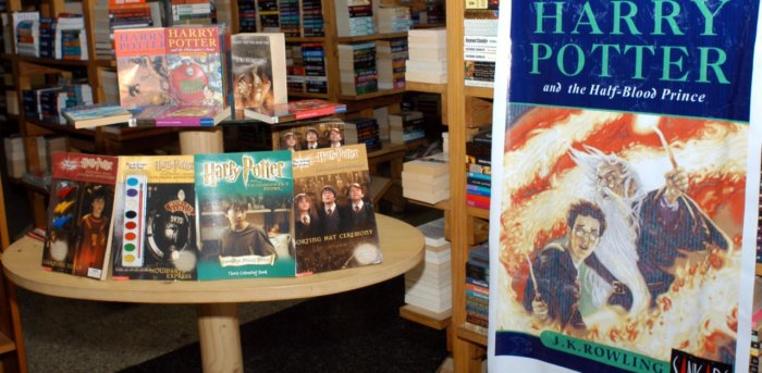 Self-insert videos also offer young fans, many of whom grew up with Harry Potter, comfort and escapism during the pandemic. Credit: File Photo