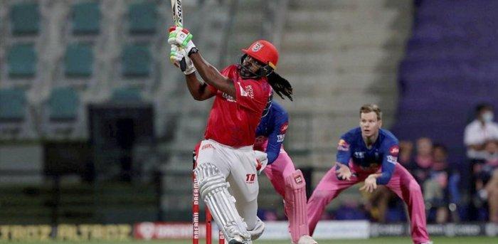 Cricketer Chris Gayle. Credit: PTI Photo