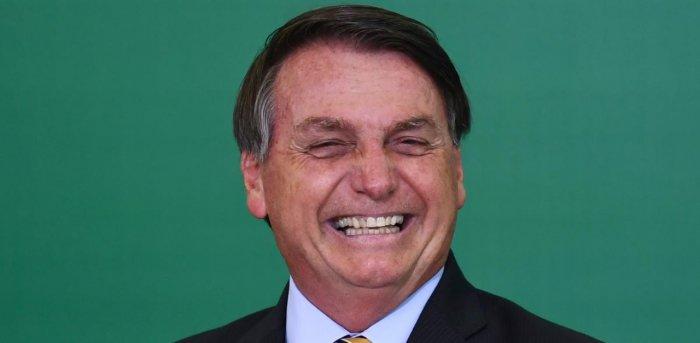 Brazil's Jair Bolsonaro. Credit: AFP Photo