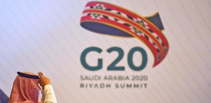 G20 nations in the Saudi capital Riyadh. Credit: AFP Photo