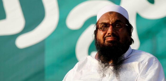 Hafiz Saeed file photo. Credit: Reuters Photo