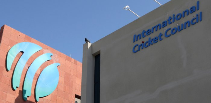The International Cricket Council ICC HQ is seen in Dubai. Credit: Reuters Photo