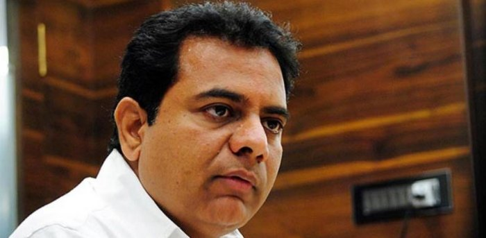 """Rama Rao alleged the BJP only talked about """"Hindu-Muslim"""", """"MIM-TRS"""" and """"India-Pakistan"""". Credit: DH file photo."""