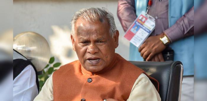 Former Bihar Chief Minister Jitan Ram Manjhi. Credit: PTI Photo