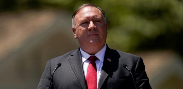 Mike Pompeo. Credit: Reuters Photo