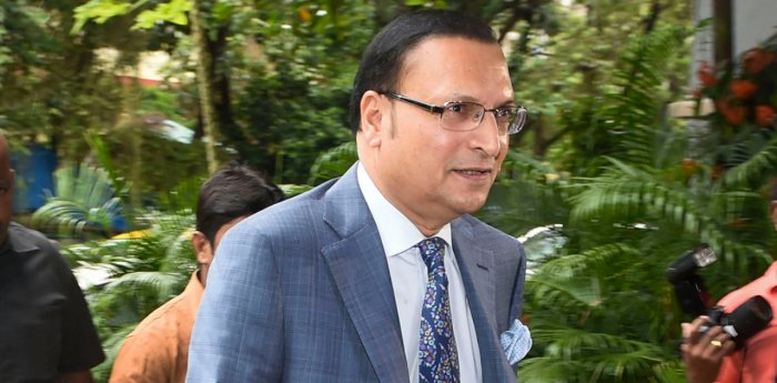 India TV Editor-in-Chief Rajat Sharma was re-elected as the president of News Broadcasters Association (NBA) on Thursday. Credit: PTI File Photo