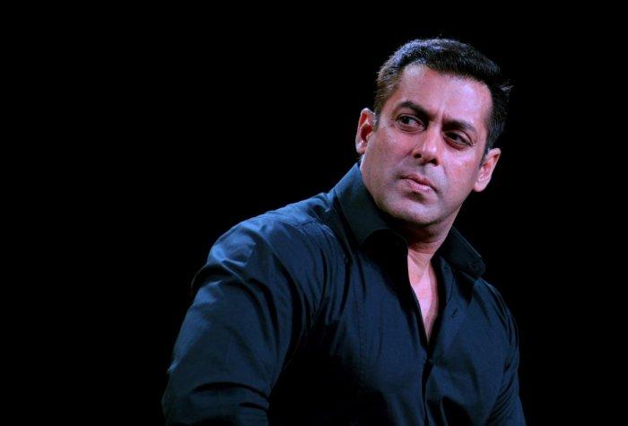 Salman Khan. Credit: DH