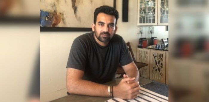 Former left-arm pacer Zaheer Khan believes bowlers will decide the fate of this summer's India-Australia contest. Credit: Twitter Photo/@ImZaheer