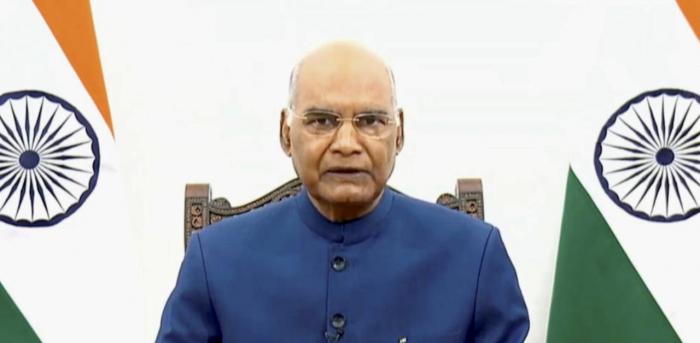 President Ram Nath Kovind. Credit: PTI Photo