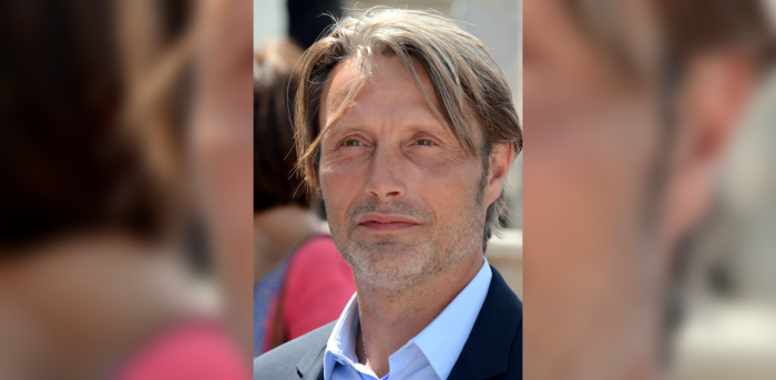 Actor Mads Mikkelsen. Credit: Wikimedia Commons