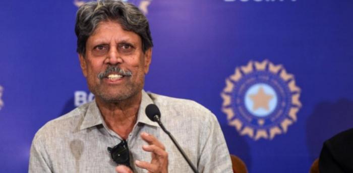 Former India skipper Kapil Dev. Credit: AFP Photo