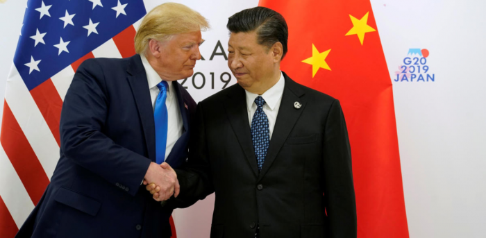 Trump pulled out of it after winning the presidency in 2016 as he turned away from what he viewed as unfavourable multilateral deals. Credit: Reuters Photo