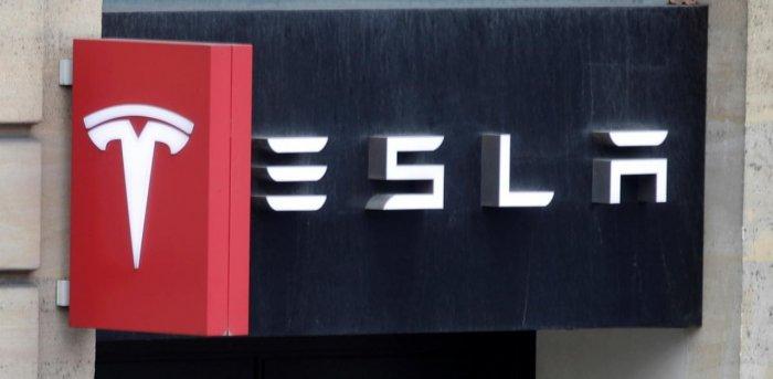 Tesla Store in Paris. Credit: Reuters Photo