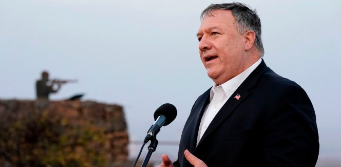 US Secretary of State Mike Pompeo. Credit: AFP Photo