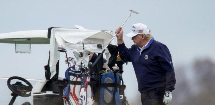 Donald Trump. Credit: Reuters.