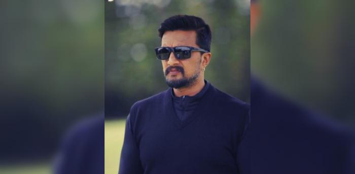 Actor Sudeep. Credit: Facebook/Sudeep