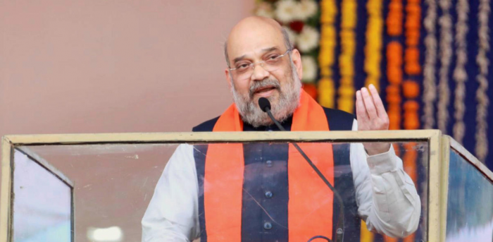 Union Home Minister Amit Shah. Credit: PTI Photo