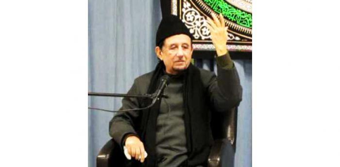 All India Muslim Personal Law Board vice president and Muslim cleric Maulana Kalbe Sadiq. Credit: Wikimedia Commons