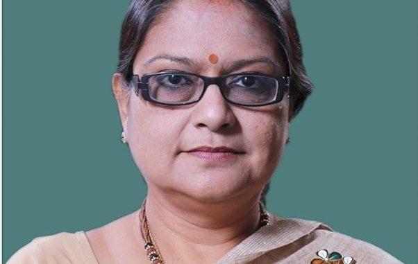 TMC MP Kakali Ghosh Dastidar. Credit: Wikipedia