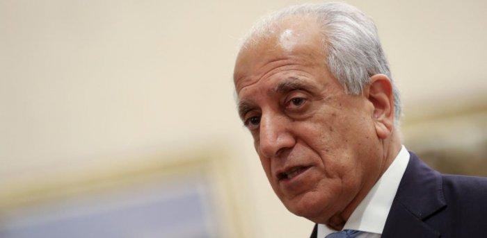 US Special Representative for Afghanistan Zalmay Khalilzad. Credit: AFP Photo