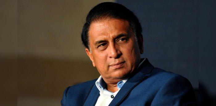 Former Indian cricketer Sunil Gavaskar. Credit: AFP Photo