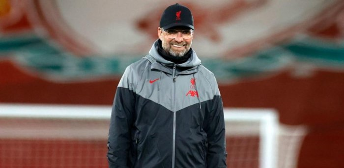 Liverpool's German manager Jurgen Klopp. Credit: AFP Photo