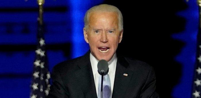 Joe Biden. Credit: AFP.