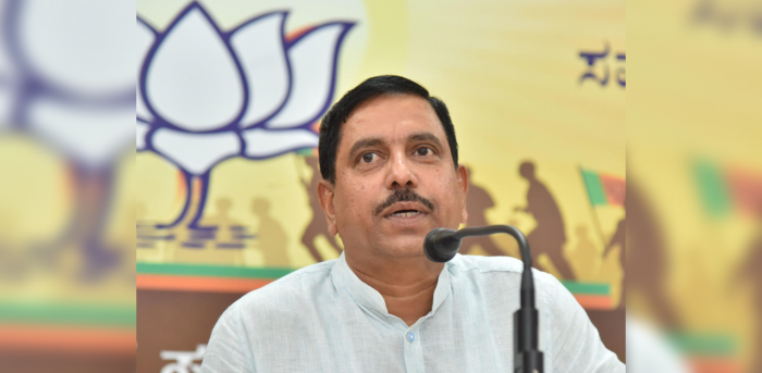 Union Minister of Parliamentary Affairs, Coal and Mines Pralhad Joshi. Credit: DH