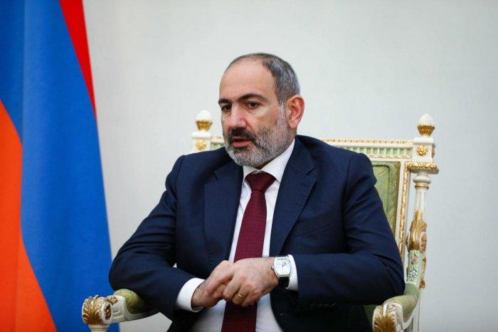 Armenian Prime Minister Nikol Pashinyan. Credit: AFP