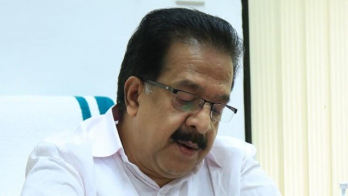 Ramesh Chennithala alleged that the fresh moves to launch an enquiry against him and other Congress leaders was politically motivated. Credit: File photo.