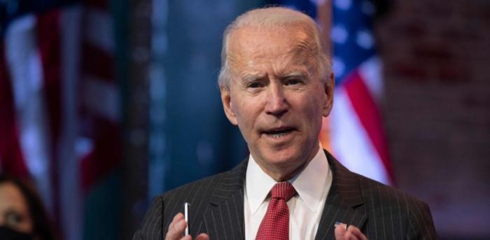 US President-elect Joe Biden. Credit: AFP File Photo