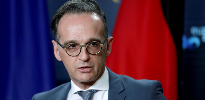 German Foreign Minister Heiko Maas. Credit: Reuters Photo