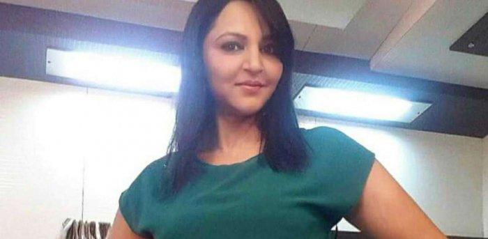 Actor Leena Acharya. Credit: Twitter Photo/@Jaikumar099